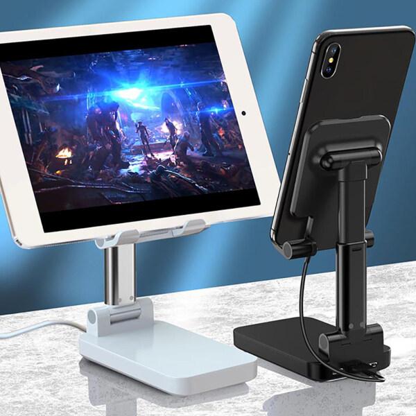 Valeriee có thể thu vào Tablet Sạc Power Bank điện thoại di động chủ đứng máy tính để bàn Bracket