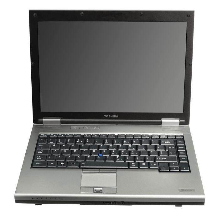 TOSHIBA TECRA M10-1H3 CORE 2 DUO 2GB RAM 160GB HDD 14 INCH Malaysia