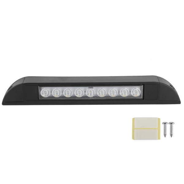 Dải Đèn LED Nội Thất Xe Hơi Đèn 9 Bóng Đèn LED Hạt Chống Nước 4.5W Có Công Tắc Bật/Tắt