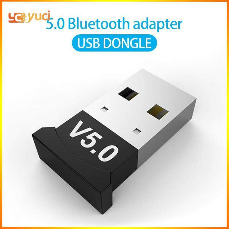 yuci USB Bluetooth Adapter Dongle For Computer PC PS4 Mouse Aux Audio Bluetooth 5.0 Speaker Music Receiver Transmitter