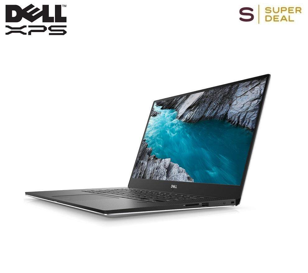 DELL XPS 15 9570 Notebook Silver (i7-8750H/32GB/1TB SSD/NVIDIA® GeForce® GTX 1050Ti 4GB GDDR5) Malaysia