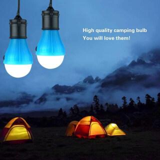 [Buyersroom] Đèn Lều Đèn LED Lều Tiện Dụng Móc Kẹp Đèn Khẩn Cấp Bão, Bóng Đèn LED Cắm Trại thumbnail