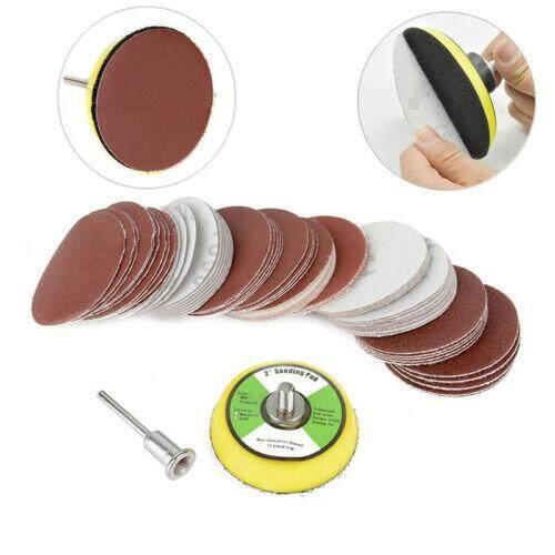 sanding machine sand paper polishing pad pads set Accessories for polishing