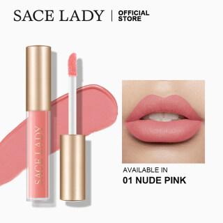 Son môi mini màu matte SACE LADY không thấm nước lâu trôi dưỡng ẩm môi - INTL thumbnail