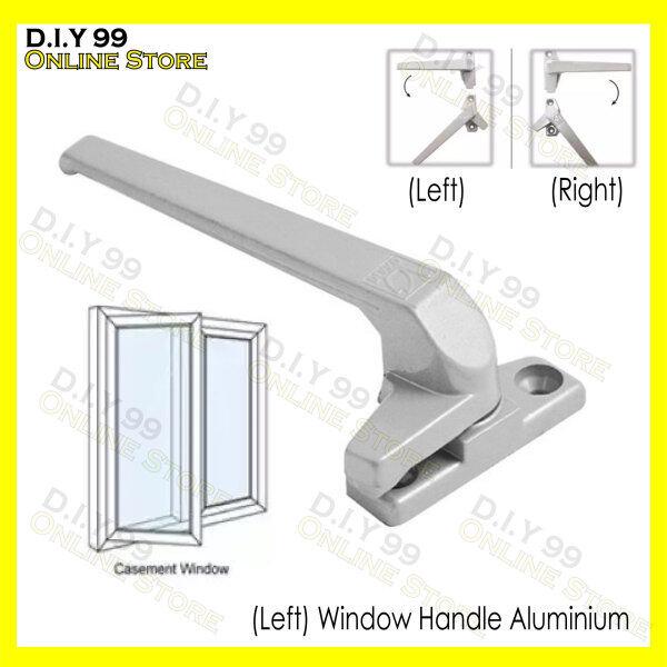 ALUMINIUM WINDOW HANDLE- DELUX/ PEMEGANG cermin Tingkap (hold to hole dimension 3.5cm) / Aluminium Casement Window Handle