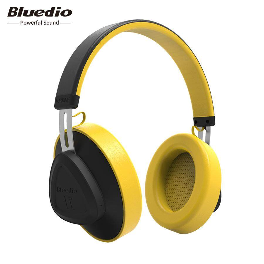 a58f5ac98bd Bluedio TM Wireless Bluetooth Headphone Voice Control Cloud Service Long  battery Life With Mic On-
