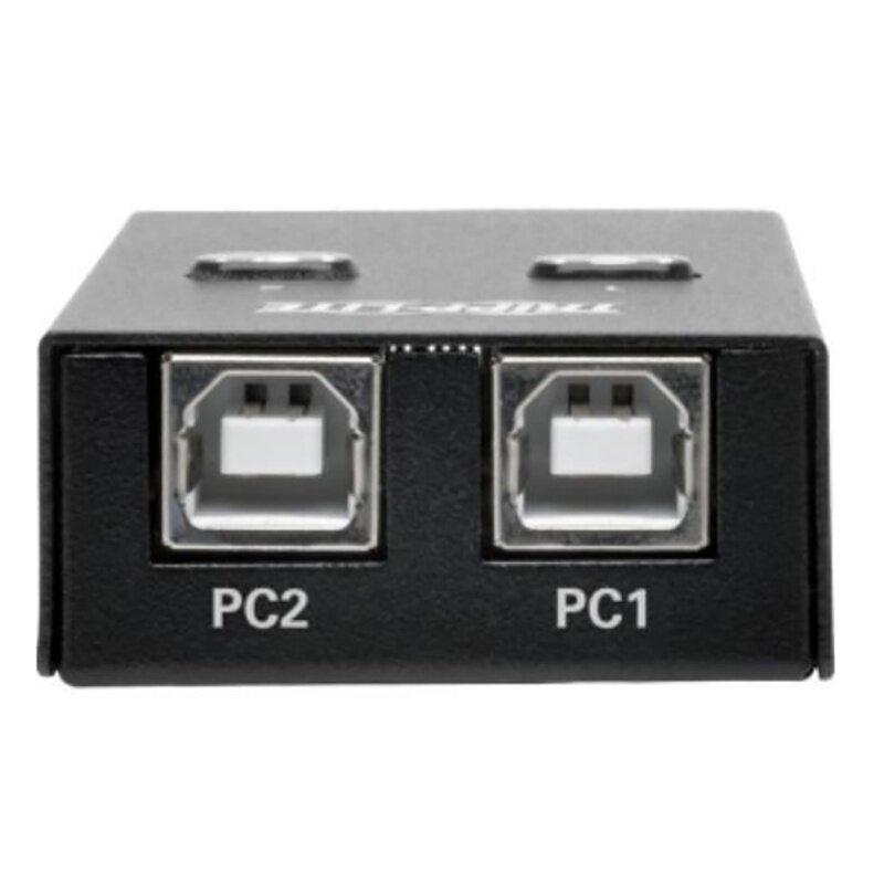 Bảng giá 2 Port USB 2.0 Auto Sharing Switch Hub For Printer Scanner Keyboard Computer Accessories Phong Vũ