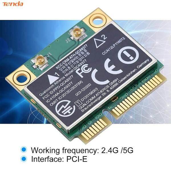 Bảng giá [Tenda] QCA9377 Thẻ WiFi Không Dây Mini PCI-e 2.4GHz 5GHz Bộ Chuyển Đổi PCIeBluetooth 4.2  Linh Kiện Mạng Phong Vũ