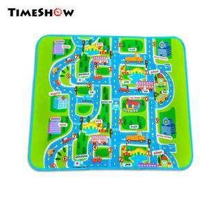 Thảm Cắm Trại TimeShow Thời Trang Cho Trẻ Em, Thảm Chống Ẩm Họa Tiết Đường Phố Miếng Lót Chơi Game Em Bé Trò Chơi Trẻ Em Thảm Trườn Bò Dã Ngoại Ngoài Trời thumbnail