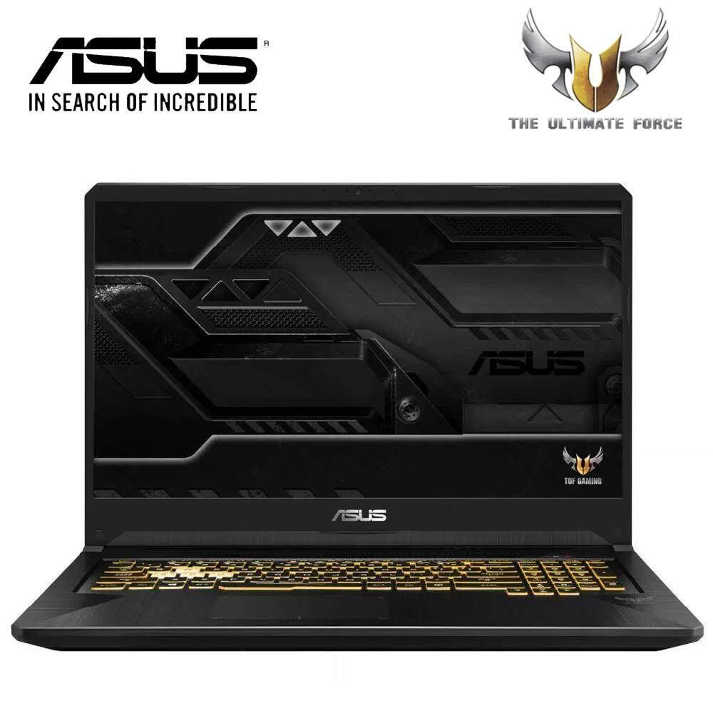 Asus TUF FX705G-EEW273T 17.3 FHD Gaming Laptop (i7-8750H, 8GB, 512GB, GTX1050Ti 4GB, W10) Malaysia