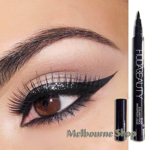 Waterproof Liquid Make Up Beauty Comestics Black Eyeliner Eye Liner Pencil Hot