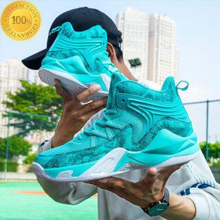 Giày sneaker thể thao dành cho nam thích hợp chơi bóng rổ thiết kế mạnh mẽ trẻ trung thumbnail