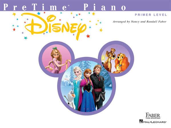 Pretime Piano Disney - Primer Level Malaysia