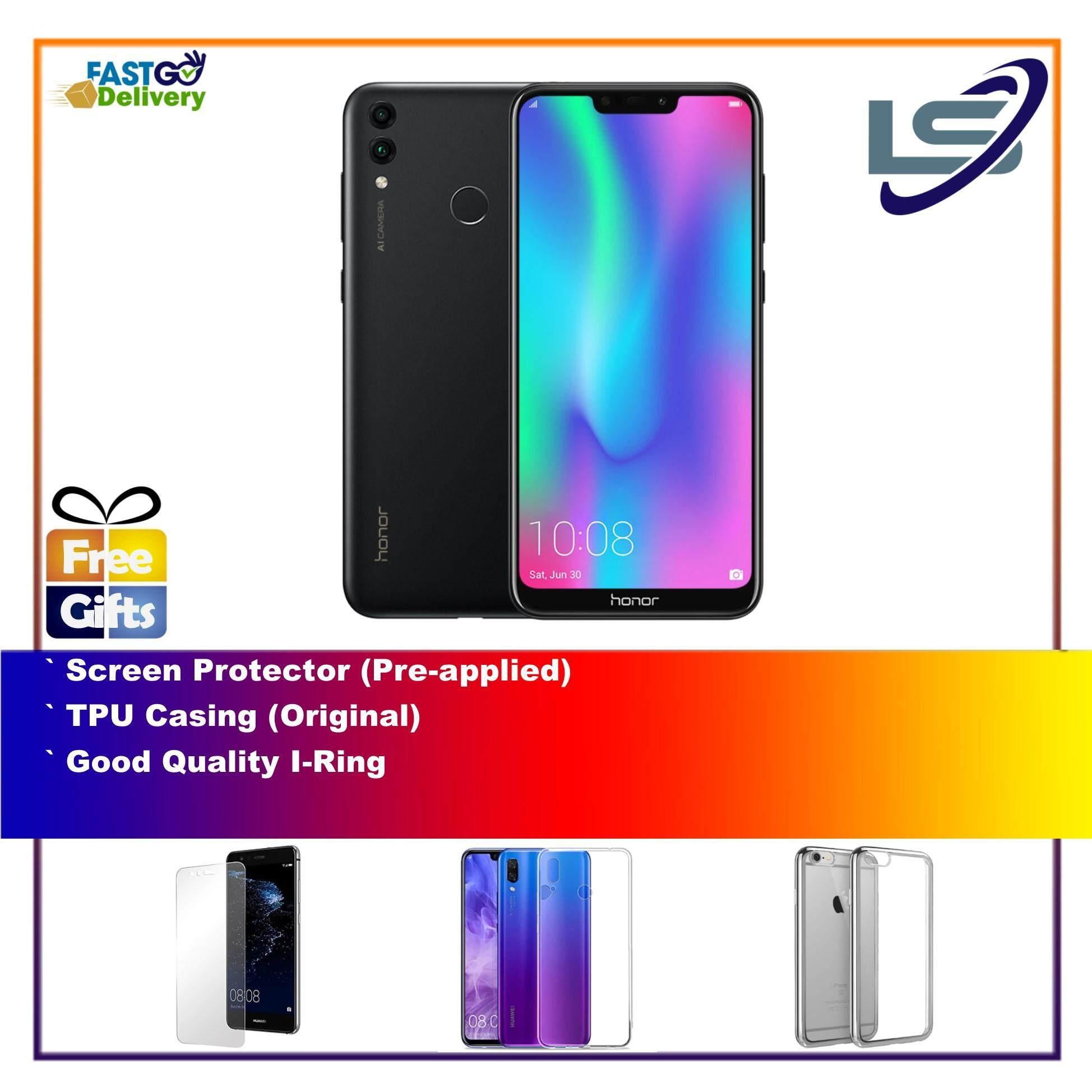 Honor 8C (3GB + 32GB) Original malaysia Set - Stock Ready