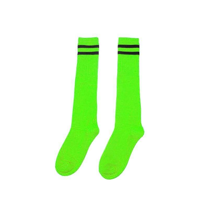 ... 3 Pairs Children Sports Football Soccer Long Socks Over Knee High Sock For Boys Girls Baseball