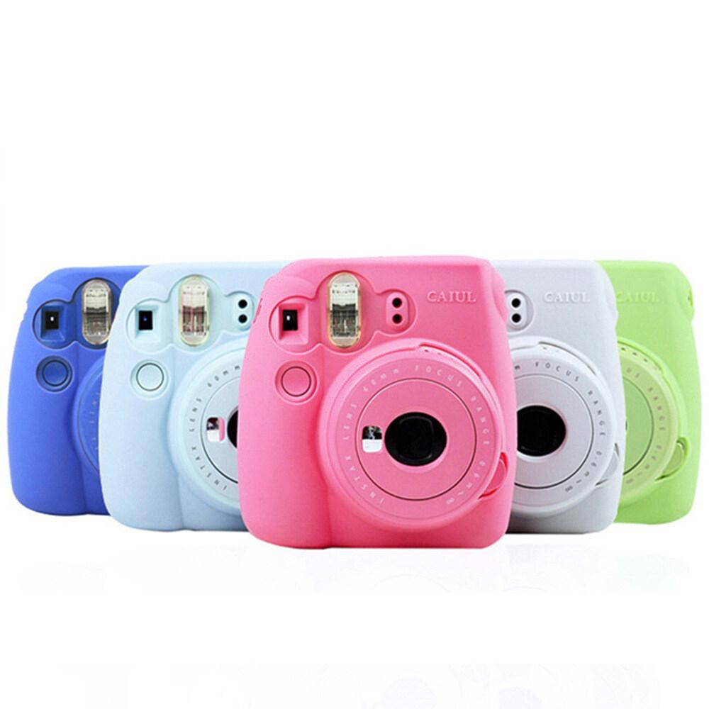 Giá Bestdigital Camera Ốp Lưng Ốp Lưng Bảo Vệ Cho Polaroid Camera Mini 9 Mini 8