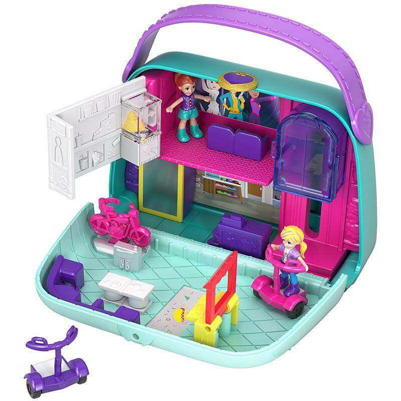 Polly Pocket Mini Mall Escape (FRY35)
