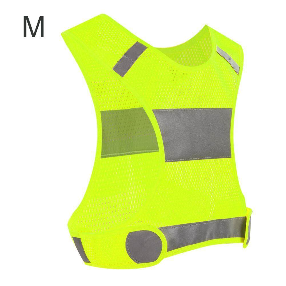 Outdoor Cycling Reflective Vest Lightweight Running Vest Sports Safty Waistcoat By Bestgroup.