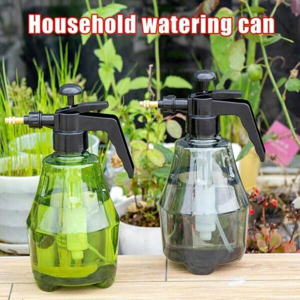 1.5L Spray Bottle Portable and Effortless Air Pressure Type Watering Can Minimalist style type Sprinkler Bottle Suitable for Watering Garden Plants and Flowers