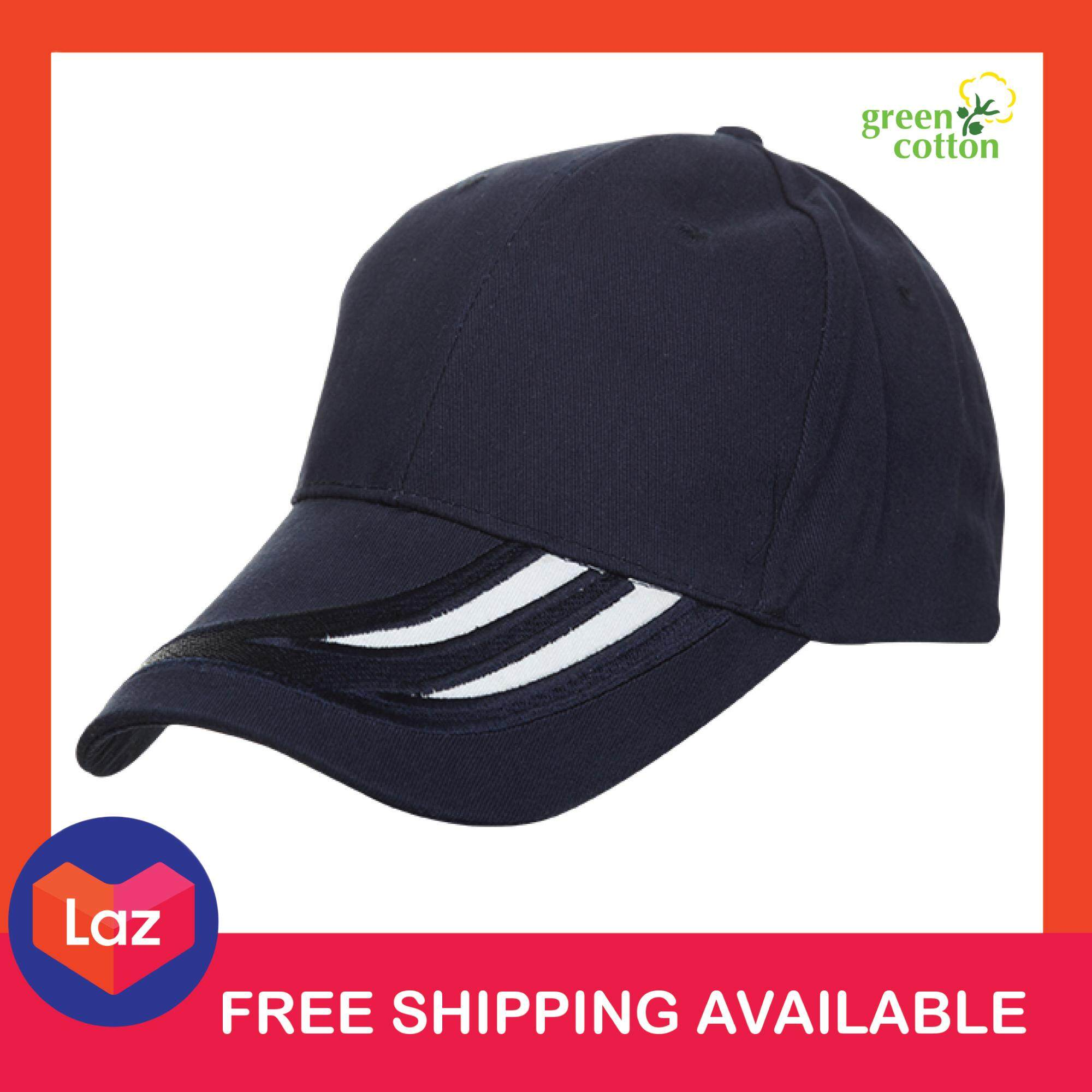13831dc6 Men's Ladies Best Seller Quality Cotton Brush Outdoor Hat Casual Sports Wear  Baseball Cap Curve Visor