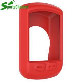 Vỏ Bảo Vệ Máy Tính Đạp Xe Ngoài Trời, Xe Đạp Đồng Hồ Tốc Độ Ốp Silicon Cho IGPSPORT IGS10 thumbnail