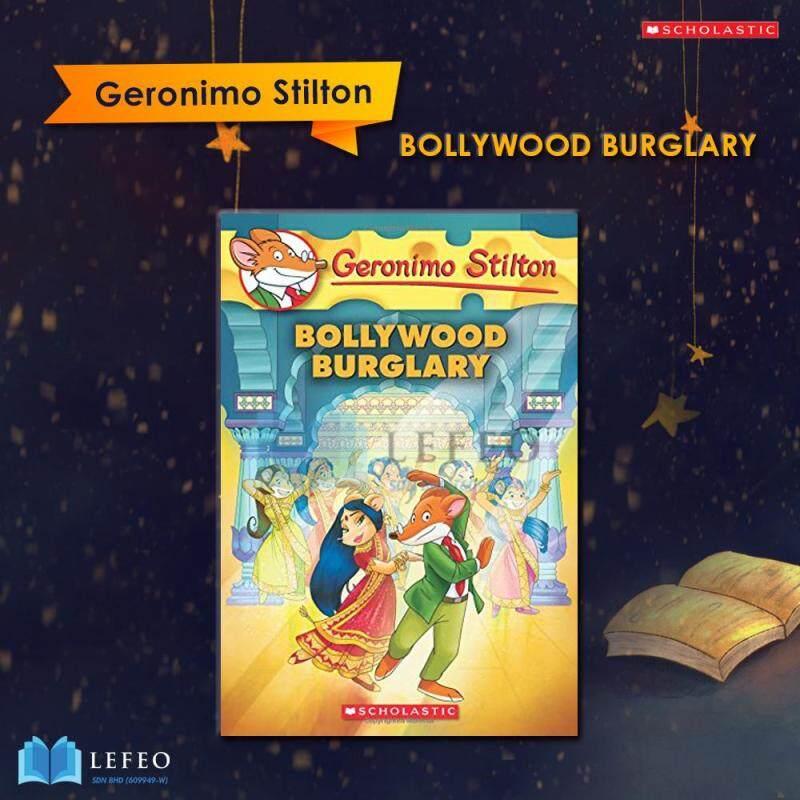 SCHOLASTIC Geronimo Stilton #65: Bollywood Burglary / Education Malaysia