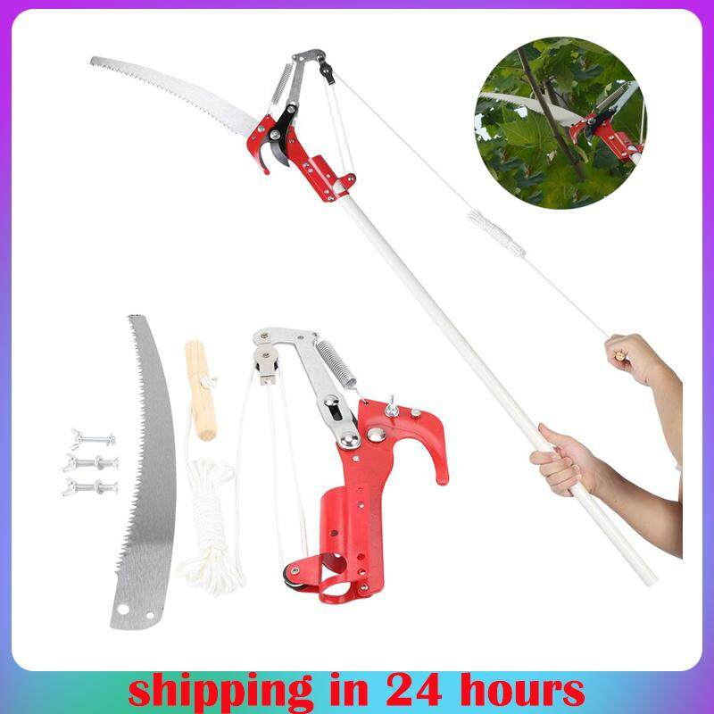 【HOT SALE】2 Wheels Sharp Garden Pruning Shear Tree Trimmer Clipper Trimming Tool