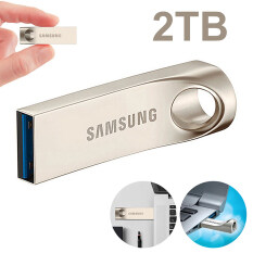 USB 3.0 Tốc Độ Cao 2 TB Ổ Flash USB Ổ USB Nhỏ Kim Loại Bộ Nhớ USB
