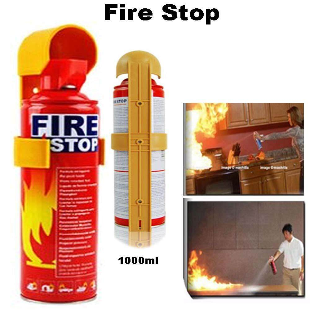 Mini Portable Fire Extinguisher Fire Stop 1000ml