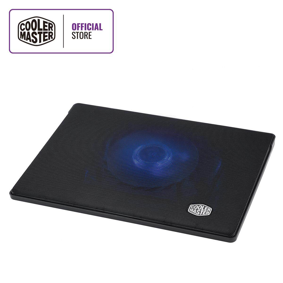 Cooler Master Notepal I300 160mm Blue Led Fan Notebook Cooler By Cooler Master Malaysia.
