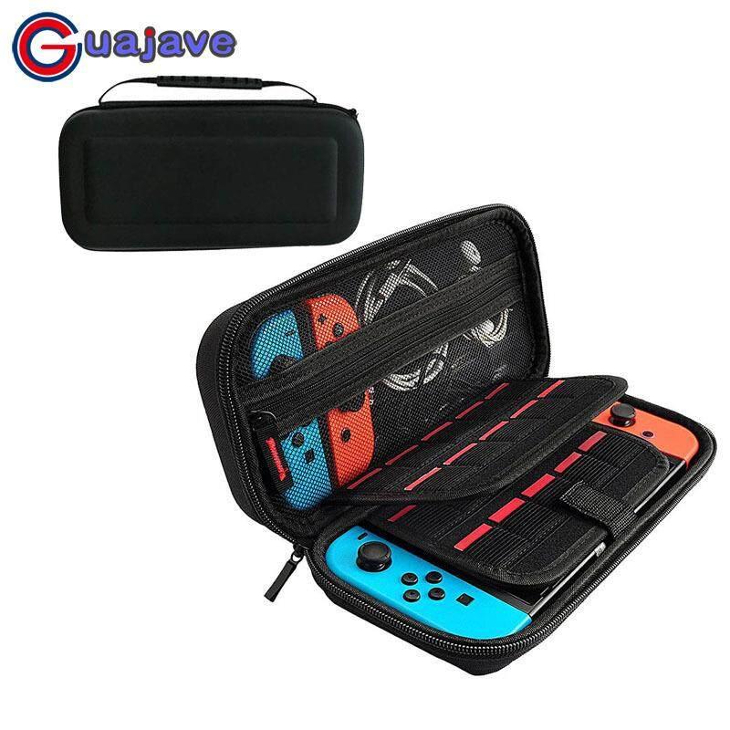 Guajave Di Động Du Lịch Cứng Nillkin Bao Da Bảo Vệ Vỏ Túi Đựng cho Máy Nintendo Switch