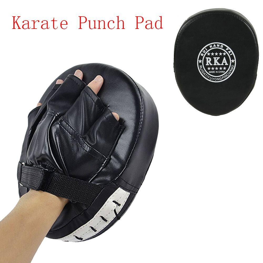 Tiết Kiệm Cực Đã Khi Mua 1 * Nổi Bật Bảo Vệ Quần Lót Boxer Tập Chiến Đấu Thái Đá Bọt Dày Đặc Tay Mục Tiêu Huấn Luyện Quyền Anh Mitt Găng Tay Karate Đấm