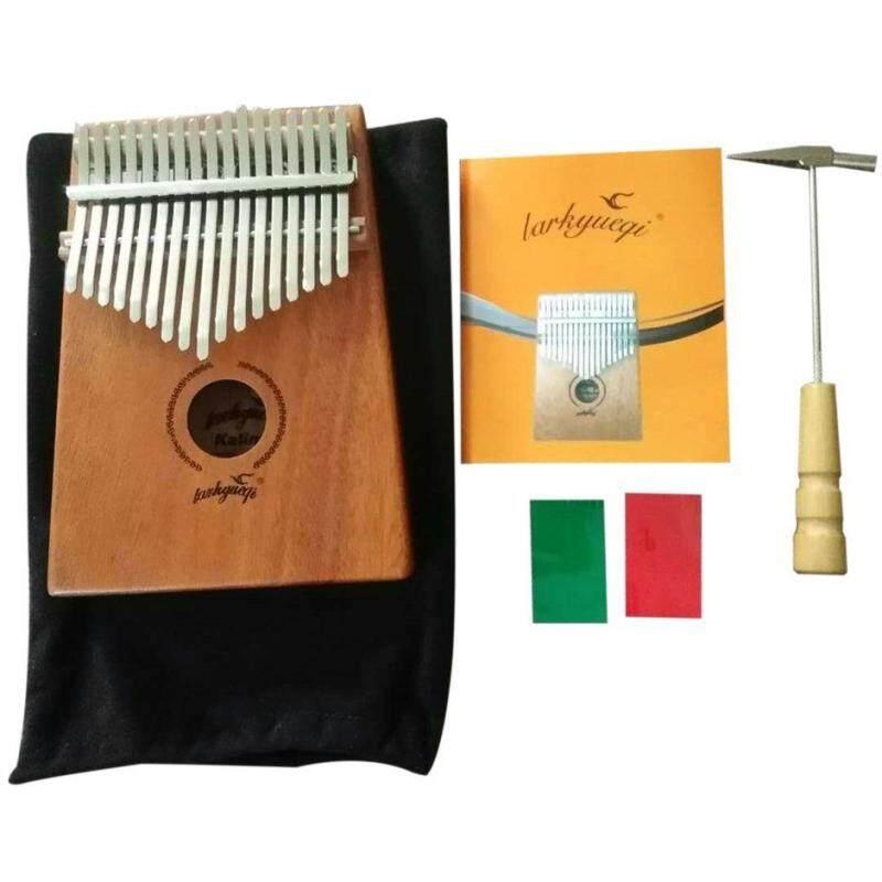 Best Selling 17 Keys Kalimba Thumb Piano Acacia Wood African Instruments with 17 Tone Malaysia