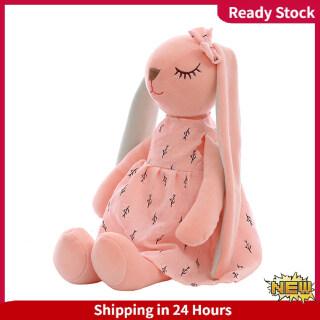 Búp Bê Thỏ Hoạt Hình Tai Dài Dễ Thương Felice, Đồ Chơi Nhồi Bông Mềm Mại Cho Trẻ Em, Thỏ Ngủ Bạn Đời, Đồ Chơi Thú Nhồi Bông thumbnail