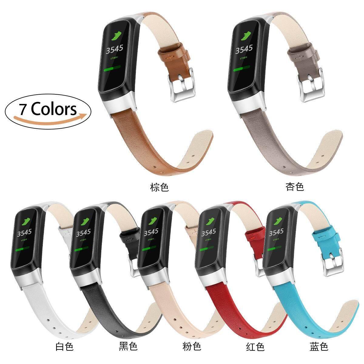 Giá Dây đồng hồ Thay Thế Dây Da Ban Nhạc Cổ Tay Watchbands Vòng Tay Phụ Kiện dành cho Samsung Galaxy Samsung Galaxy Phù Hợp Với Sm-r370