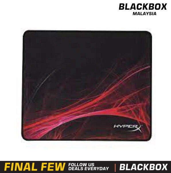 [HyperX Malaysia Set] HyperX FURY S Speed Edition Pro Gaming Mouse Pad Medium (HX-MPFS-S-M) / Large (HX-MPFS-S-L) / XL (HX-MPFS-S-XL) Malaysia