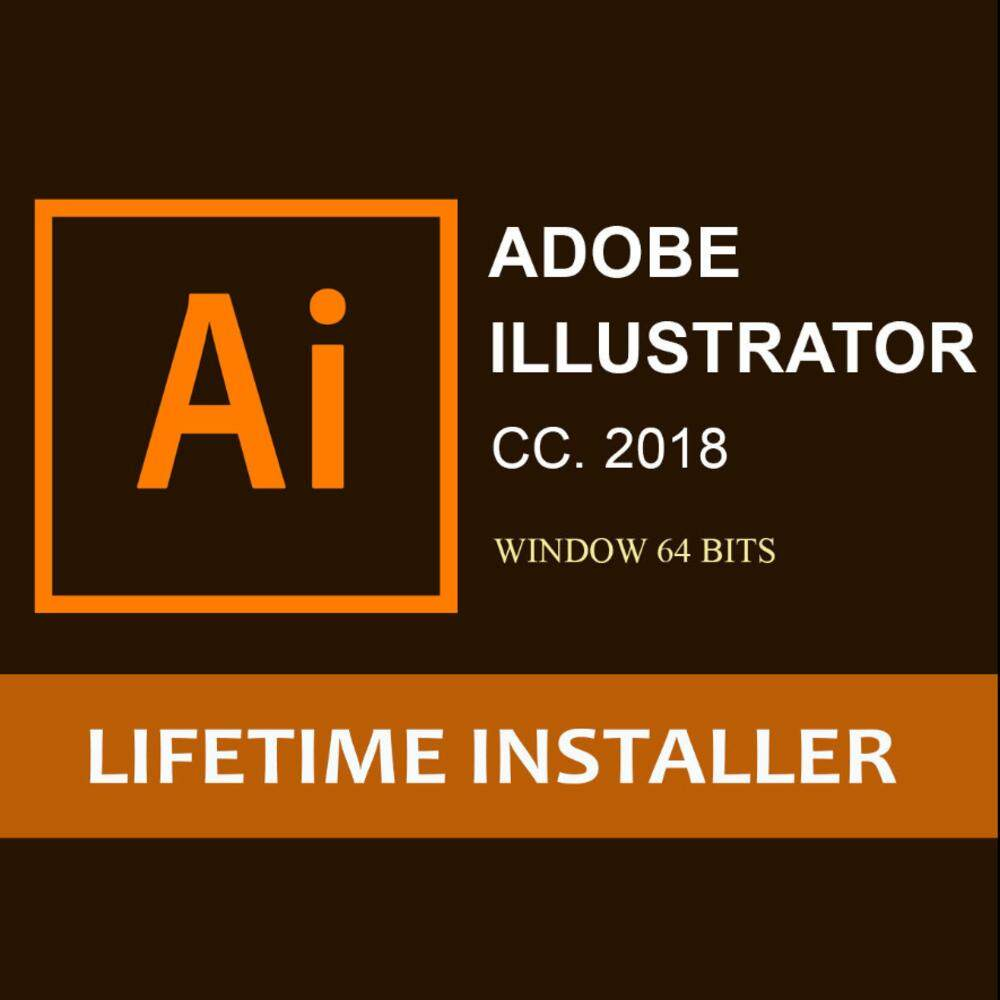 Adobě Illustrator Cc 2018 (for Windows) By Atareeh.