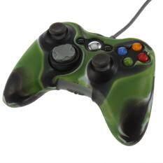 UINN Ốp Lưng Silicon Joystick Gel Da Mềm Mại Bảo Vệ dành cho Xbox 360 Bộ Điều Khiển Không Dây