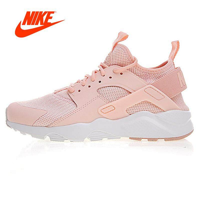 6eb6e77555 Original New Arrival Authentic NIKE AIR HUARACHE Wallace Fly Line Women's Breathable  Running Shoes Outdoor Sneakers