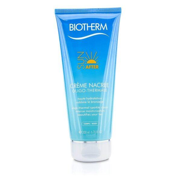 Buy BIOTHERM - Oligo-Thermale Sparkle Cream Intense Moisturization Beautifies Your Tan 200ml/6.76oz Singapore
