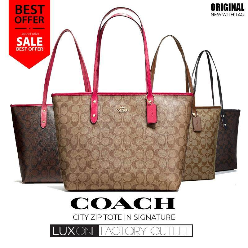 c212f2f9f3a Coach Women Tote Bags price in Malaysia - Best Coach Women Tote Bags ...