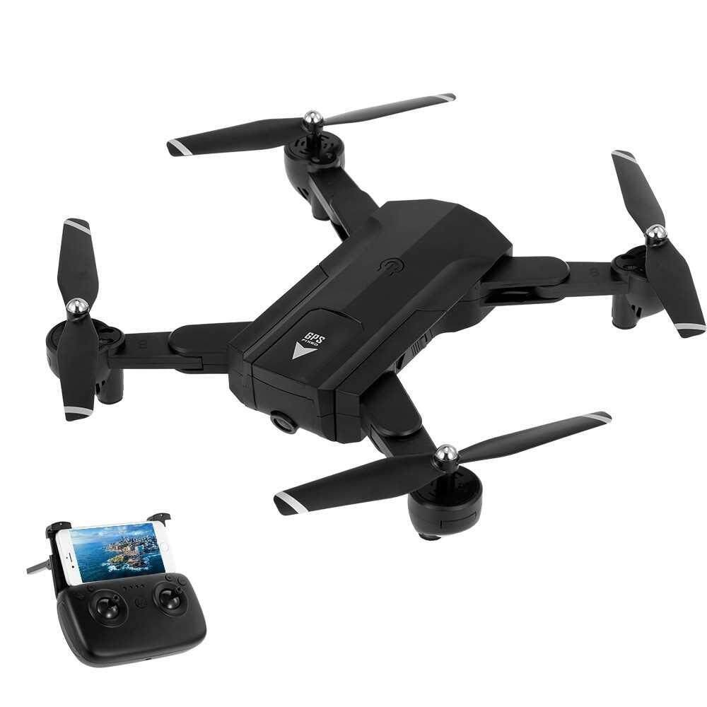 SG900-S 1080P HD Camera Wifi FPV GPS Positioning Follow Me Altitude Hold Foldable RC Selfie Drone Quadcopter (1)