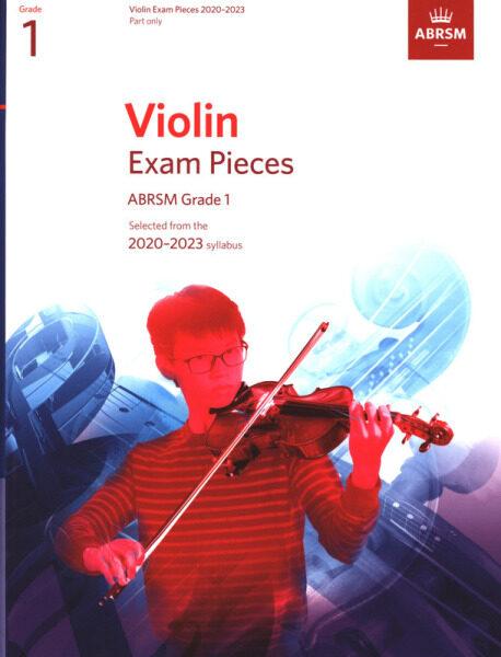 ABRSM Violin Exam Pieces 2020-2023 Grade 1 / Violin Book / Violin Exam Book / Exam Book Malaysia