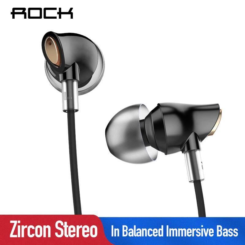 zircon rock headphones