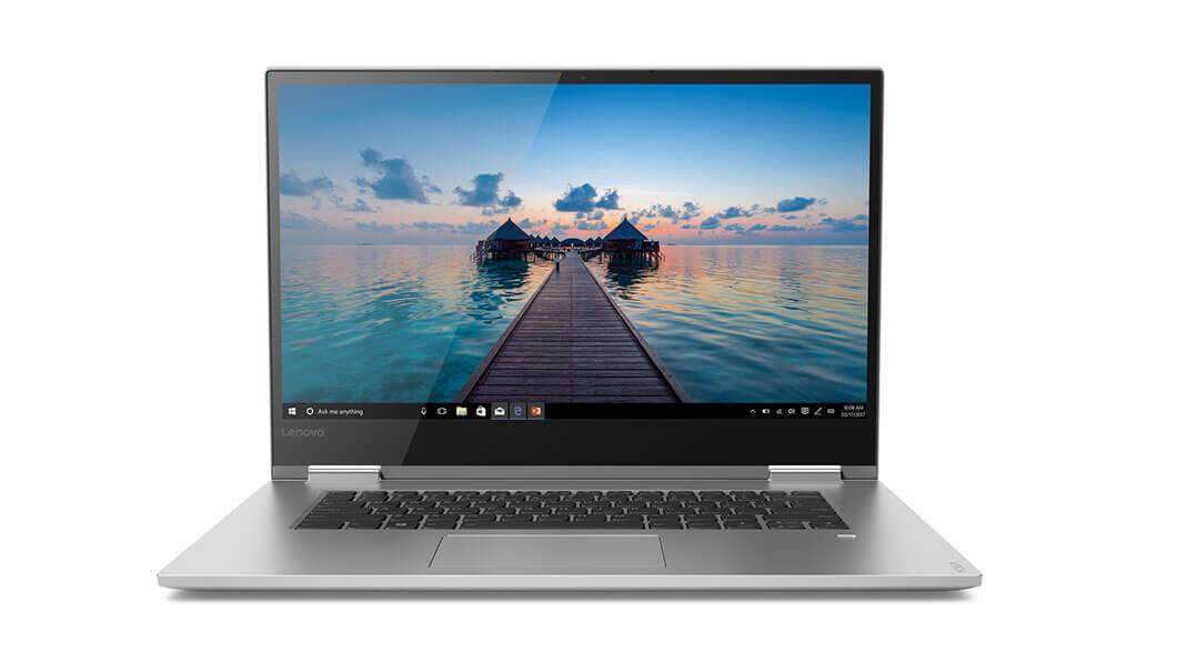 Lenovo Yoga 730 15 -Platinum 81CU000SUS (16 GB DDR4 2400MHz (8 GB Onboard + 8 GB DIMM) / 1TB Solid State Drive PCIe) Malaysia