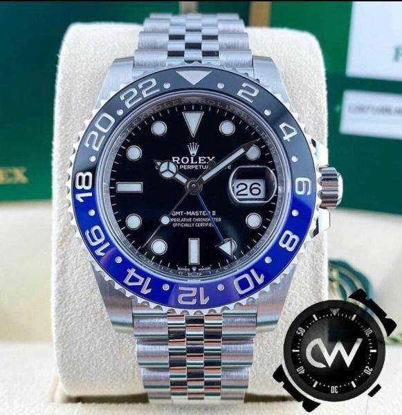 NEW [HIGH QUALITY] ROLEXS GMT MASTER AUTOMATIC WATCH FOR MEN Malaysia
