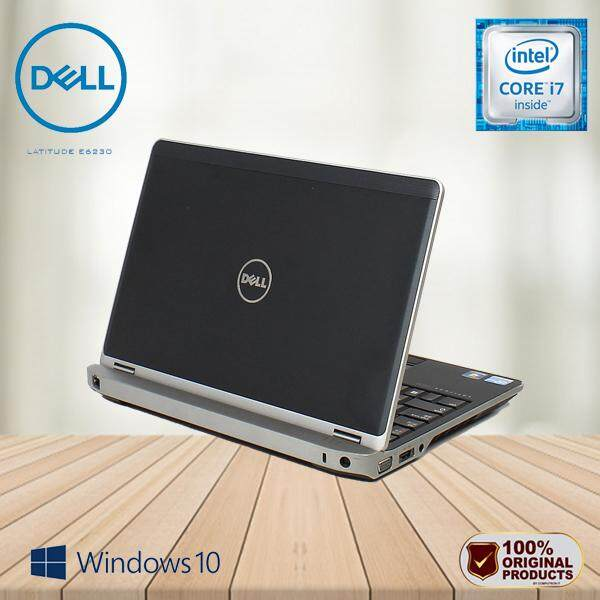 DELL LATITUDE E6230 SLIM [CORE I7/ 4GB RAM/ 500GB HDD/ WINDOW 10 PRO] 1 YEAR WARRANTY Malaysia