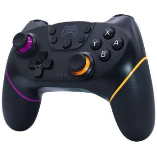 Công Tắc Không Dây Bluetooth Habuy, Tay Cầm Chơi Game Chuyên Nghiệp Tay Cầm Chơi Game NS-Switch Pro Bộ Điều Khiển Trò Chơi Bluetooth thumbnail