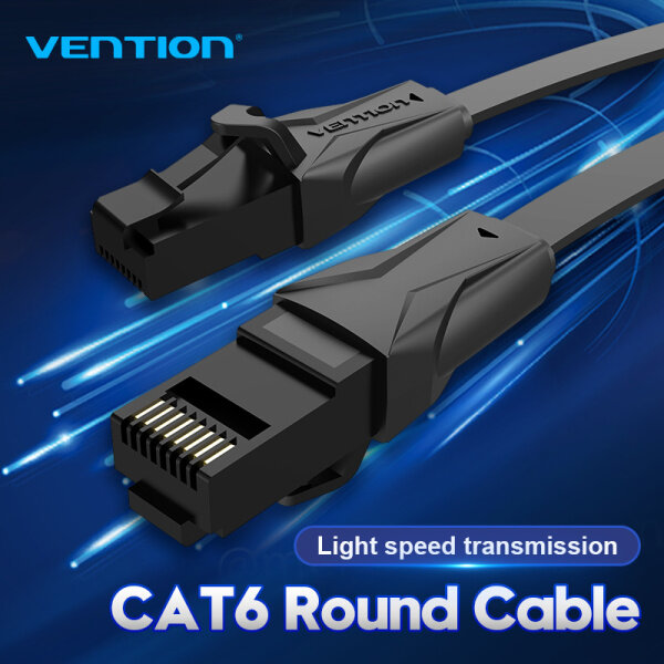 Vention Ethernet Cable Cat6 Lan Cable UTP RJ45 Network Patch Cable 10m 15m For PS PC Computer Modem Router Cat 6 Cable Ethernet