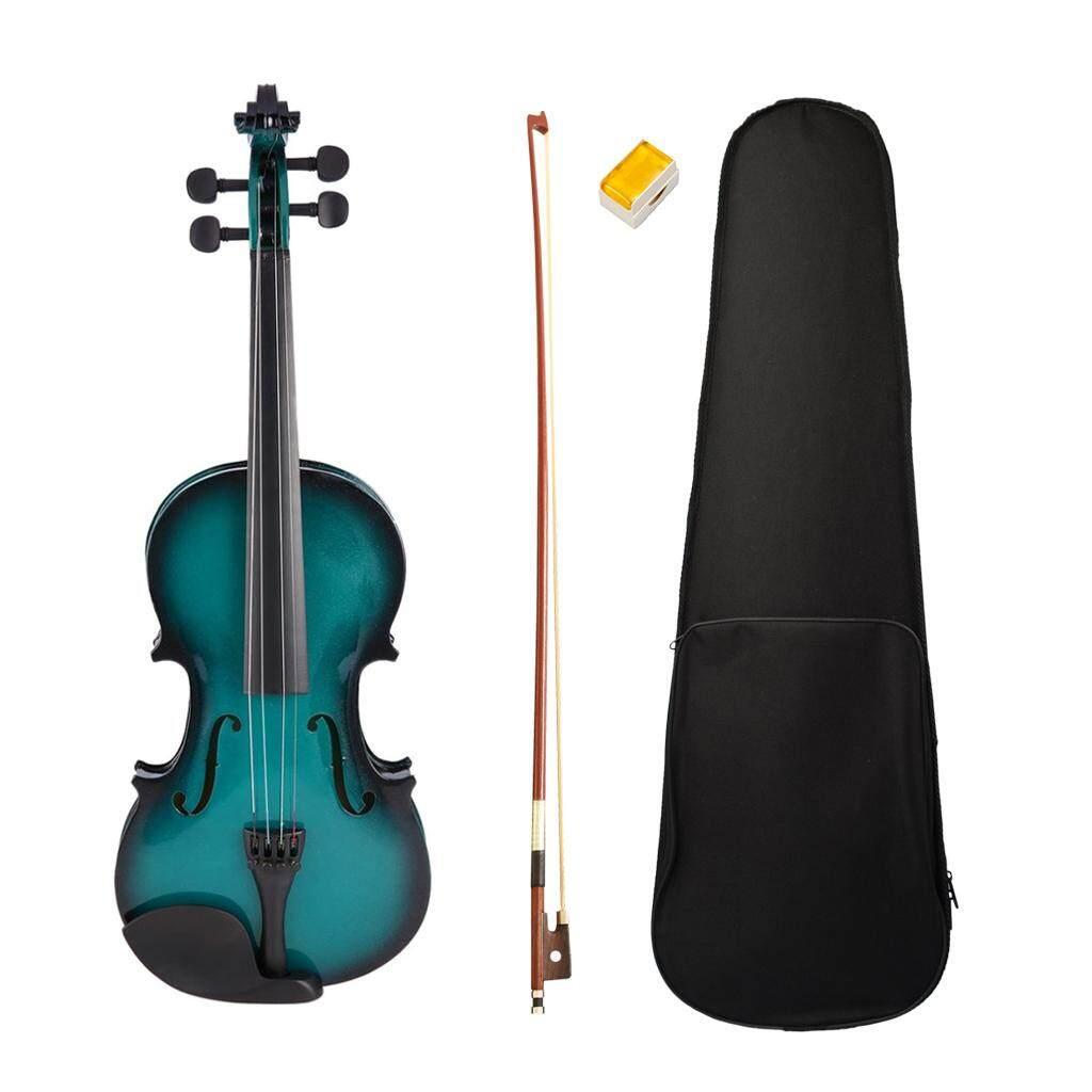 Baoblade Tự Nhiên Âm Violin Fiddle Với Ốp Lưng Nơ Nhựa Thông Dành Cho Người Mới Bắt Đầu Quà Tặng